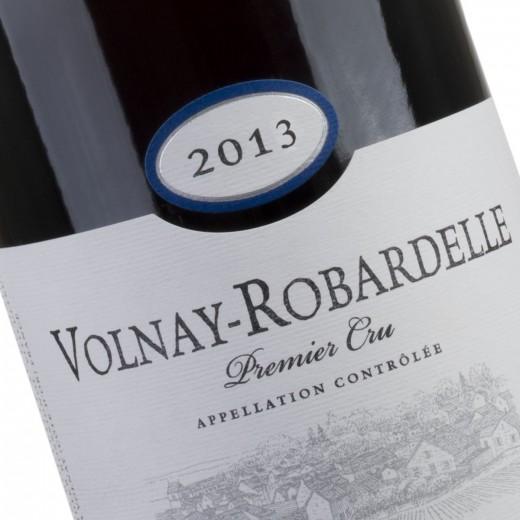 Volnay-Robardelle 1er cru 2013