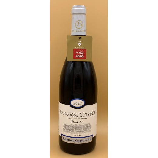 Bourgogne Côte d'Or  Pinot Noir 2017