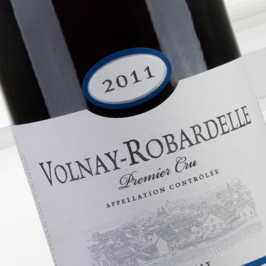 Volnay-Robardelle 1er cru 2011